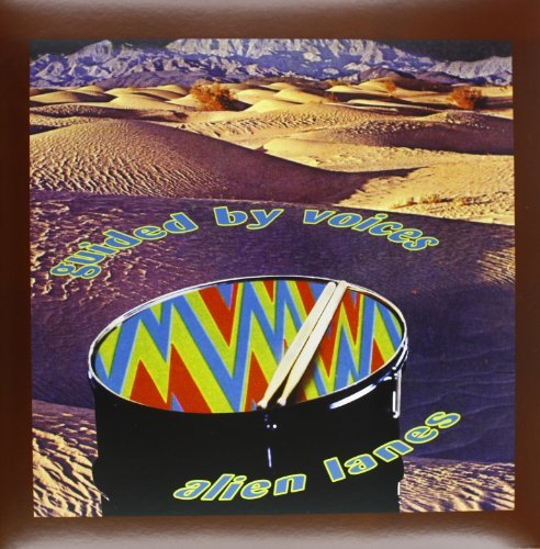 Guided By Voices Alien Lanes