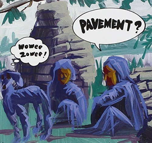 Pavement Wowee Zowee 3 Sided Gatefold Record