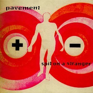 Pavement Spit On A Stranger 7 Inch Single