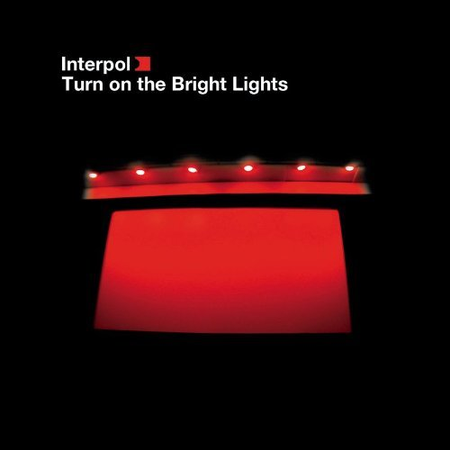 Interpol Turn On The Bright Lights 120gm Vinyl
