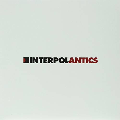 Interpol Antics 120gm Vinyl