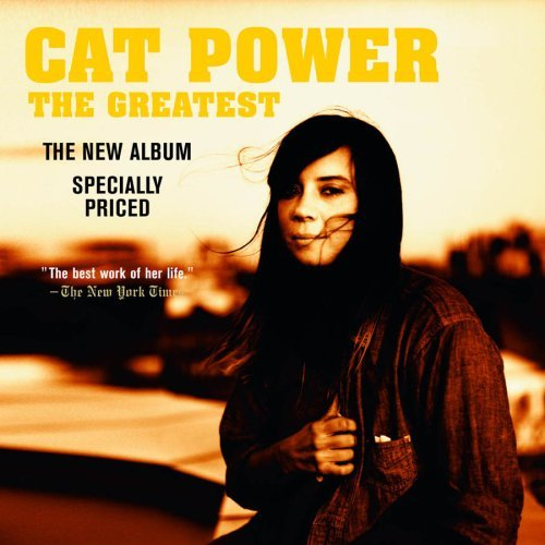 Cat Power Greatest Slipcase