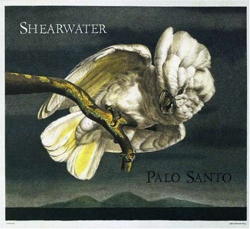 Shearwater Palo Santo Expanded Ed. 2 CD Set Digipak