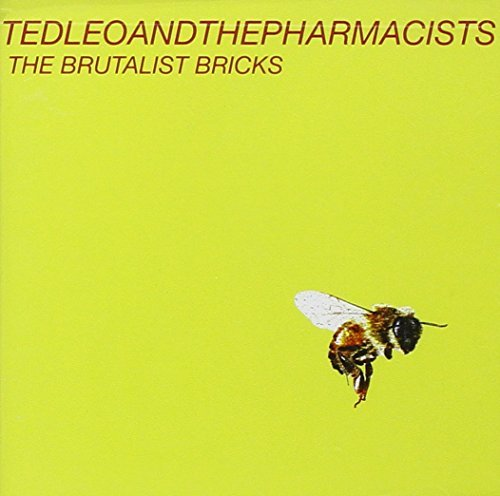 Leo Ted & The Pharmacists Brutalist Bricks