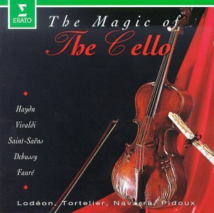 Haydn Boccherini Vivaldi Dupor Magic Of The Cello Lodeon Tortelier Navarra +