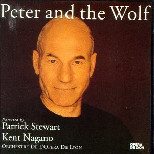 Prokofiev Debussy Peter & The Wolf Narrated By P Nagano Lyon Opera Orch