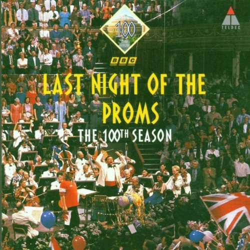 Last Night Of The Proms 1994 Last Night Of The Proms 1994 Terfel (b Bar) Glennie (perc) Davis Bbc So