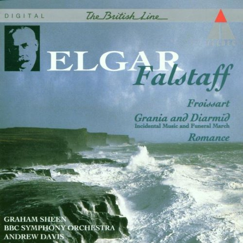 E. Elgar Falstaff Davis Bbc So