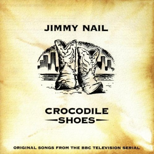 Jimmy Nail Crocodile Shoes