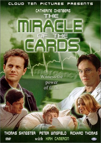 Miracle Of The Cards Oxenberg Sangster Wingfield Th Clr Prbk 01 07 02 Nr