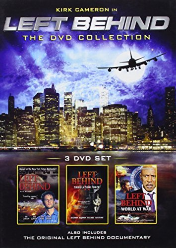 Left Behind Trilogy DVD