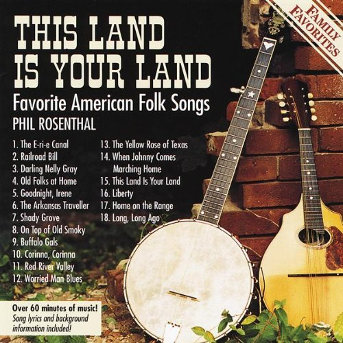 Phil Rosenthal This Land Is Your Land Favori