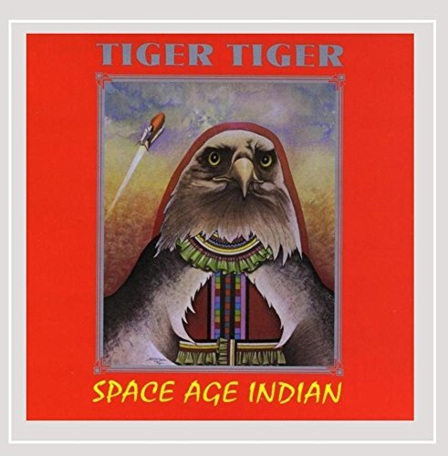 Tiger Tiger Space Age Indian