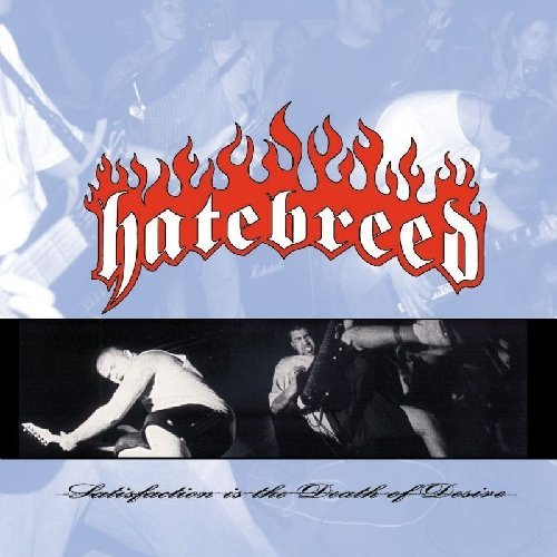 Hatebreed Satisfaction Is The Death Of D Digipak