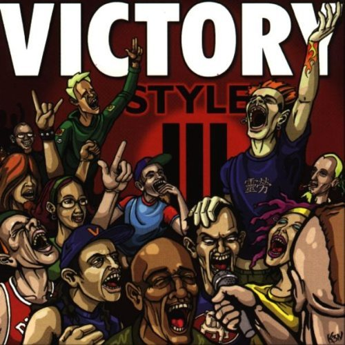 Victory Style Vol. 3 Victory Style Integrity Strife Earth Crisis Victory Style
