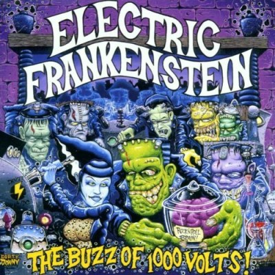 Electric Frankenstein Buzz Of 1000 Volts!