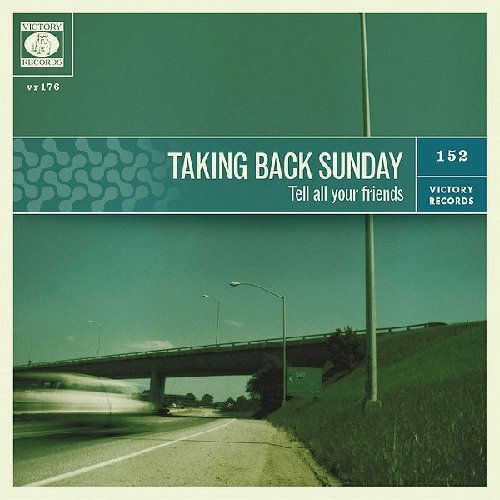 Taking Back Sunday Tell All Your Friends Lmtd Ed. Reissue Colored Vinyl