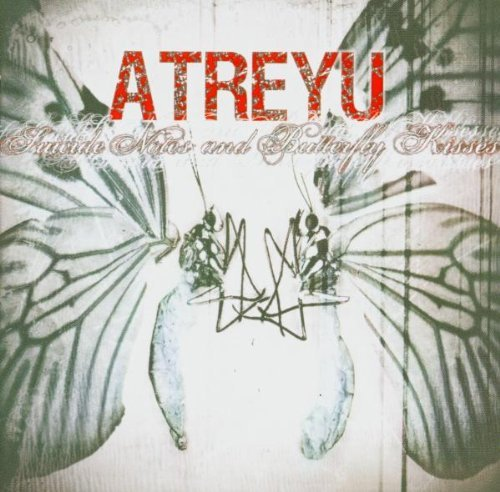 Atreyu Suicide Notes & Butterfly Kiss Lmtd Ed. Incl. Bonus DVD