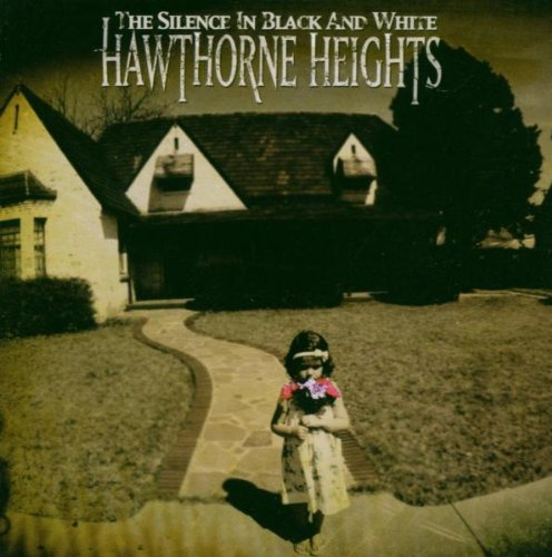Hawthorne Heights Silence In Black & White