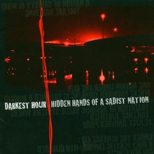 Darkest Hour Hidden Hands Of A Sadist Natio Enhanced CD Incl. Bonus CD