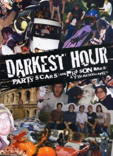 Darkest Hour Party Scars & Prison Bars Thr Nr