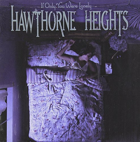 Hawthorne Heights If Only You Were Lonely Woman Artwork 2 CD Set