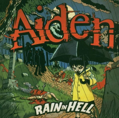 Aiden Rain In Hell 2 CD Set