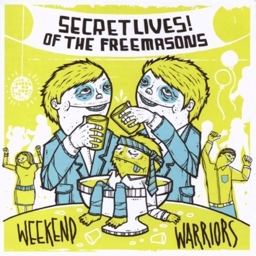 Secret Lives Of The Freemasons Weekend Warriors