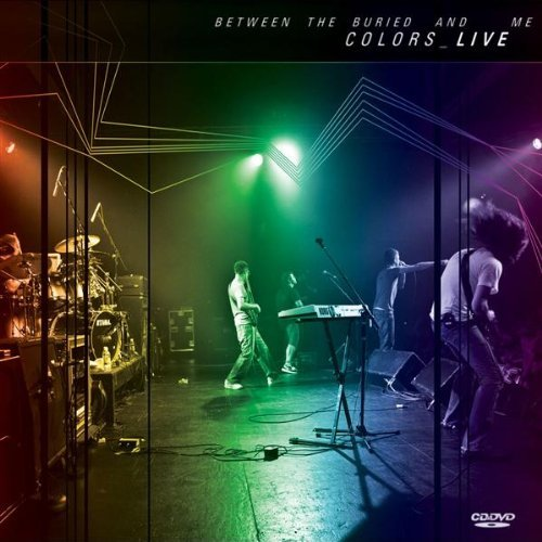 Between The Buried And Me Colors Live Incl. Bonus DVD