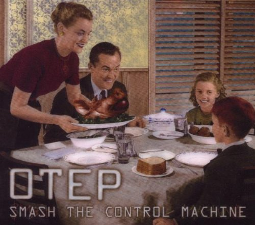 Otep Smash The Control Machine Deluxe Ed. Incl. DVD
