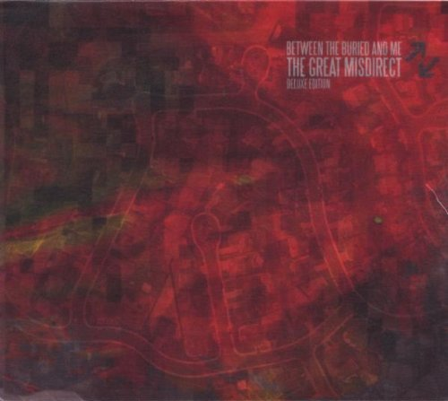 Between The Buried And Me Great Misdirect Deluxe Ed. Incl. DVD