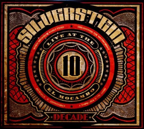 Silverstein 10 Years Live At The El Mocam 2 CD