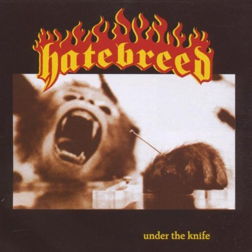 Hatebreed Under The Knife