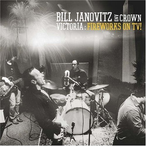 Bill & Crown Victoria Janovitz Fireworks On Tv