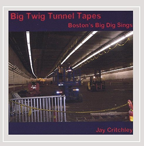 Jay Critchley Big Twig Tunnel Tapes