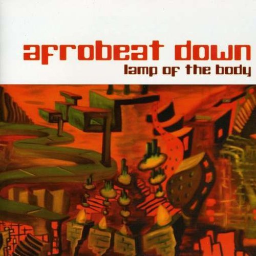Afrobeat Down Lamp Of The Body