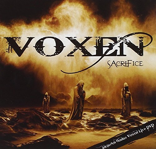 Voxen Sacrifice Incl. DVD