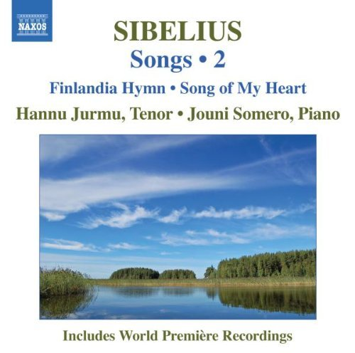 J. Sibelius Songs Vol. 2