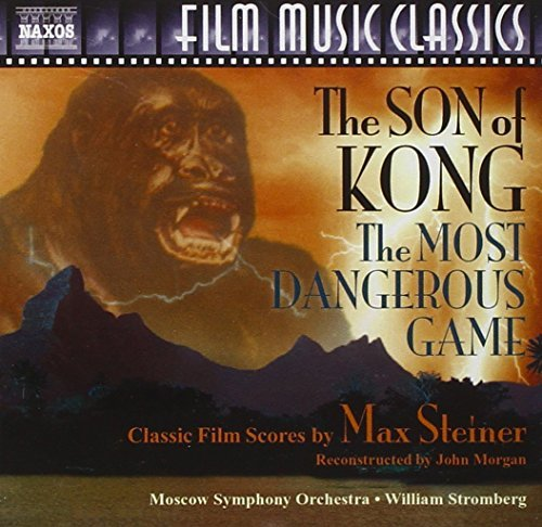 M. Steiner Son Of Kong Most Dangerous Gam Stromberg Moscow So
