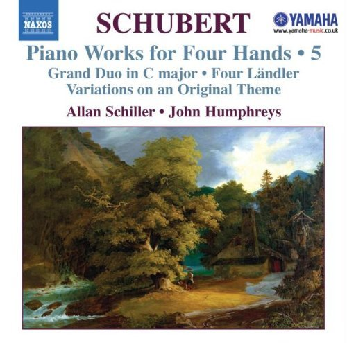 F. Schubert Piano Works For Four Hands Vol