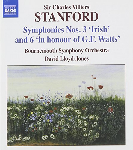 C.V. Stanford Sym 3 6 Lloyd Jonesbournemouth So