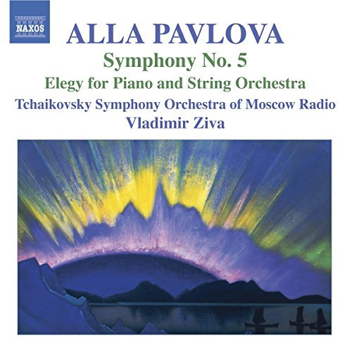 A. Pavlova Sym 5 Tchaikovsky So Of Moscow Radio