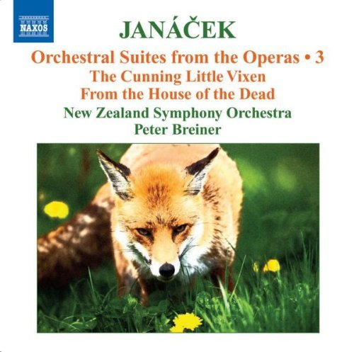 L. Janacek Operatic Orchestral Suites Cun Breiner New Zealand Symphony O
