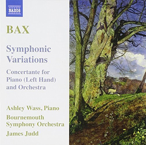 A. Bax Symphonic Variations Concertan Wass Judd Bournemouth So