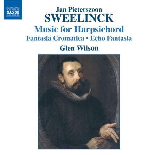 J.P. Sweelinck Music For Harpsichord Fantasi Wilson*glen (hpd)