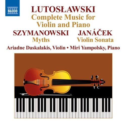 Lutoslawski Complete Works For Lutoslawski Complete Works For Daskalakis Yampolsky