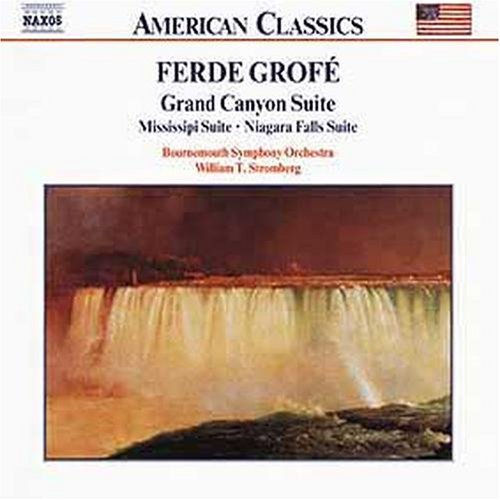 F. Grofe Grand Canyon Suite Stromberg Bournmouth So
