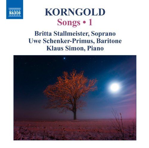 E.W. Korngold Songs Vol. 1