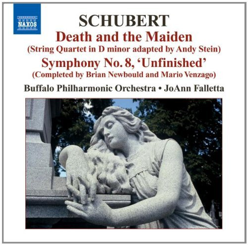 F. Schubert Death & The Maiden (symphony Falletta Buffalo Po
