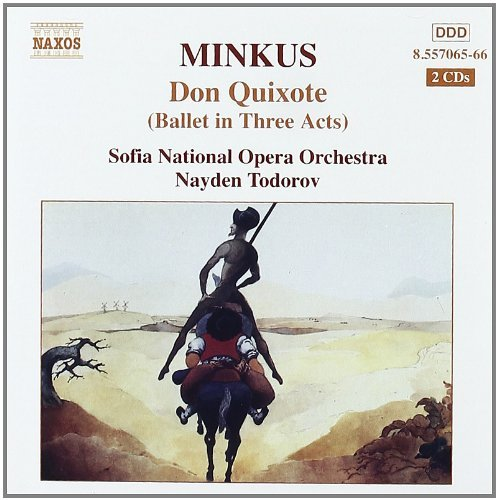 Leon Minkus Don Quixote (ballet In Three A